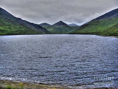 Photograph - The Silent Valley by Nina Ficur Feenan