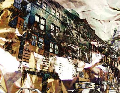 The Silver Factory / 231 East 47th Street Art Print