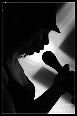 Photograph - The Singer 1002.01 by M K  Miller