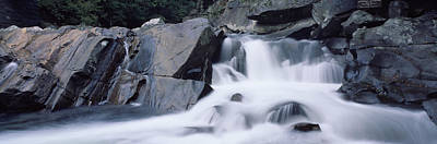 The Sinks, Little River, Great Smoky Art Print by Panoramic Images
