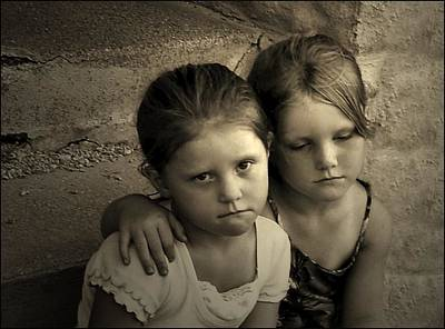 Photograph - The Sisters by Julie Dant