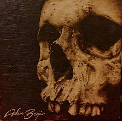 The Skull Original by Adin Begic
