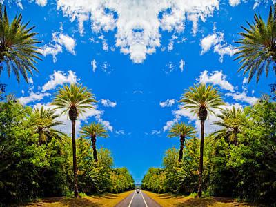 The Sky Has Eyes Art Print by Scott Harms