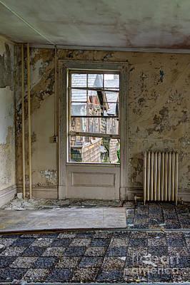 Photograph - The Slanted Door by Rick Kuperberg Sr