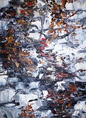 Painting - The Sleeping Grape by Maya Telford