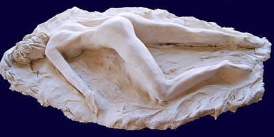 The Sleeping Pompeiiana Art Print by Azul Fam