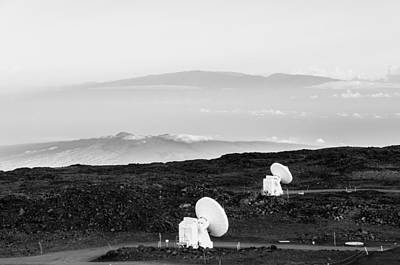 Photograph - The Sma And Haleakala by Jason Chu