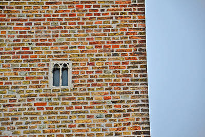 The Smallest Gothic Window In Europe. Original by Andy Za