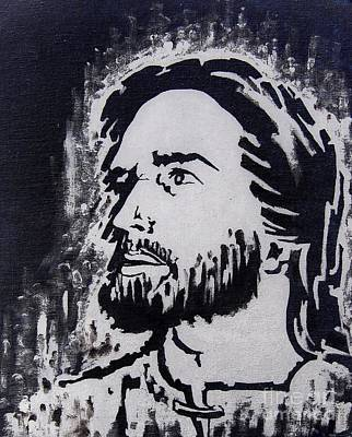 Painting - The Son Of God by Greg Moores