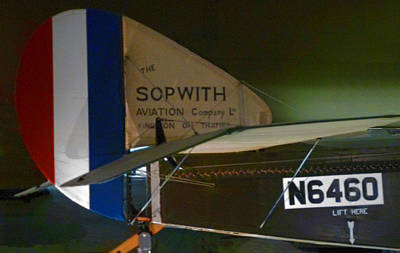 Kingston On Photograph - The Sopwith Aviation Company by Steve Taylor