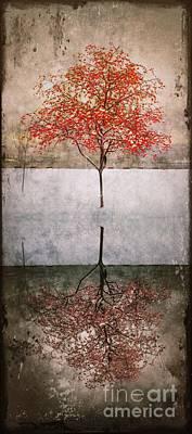 Aging Digital Art - The Sorrow No One Sees by Tara Turner