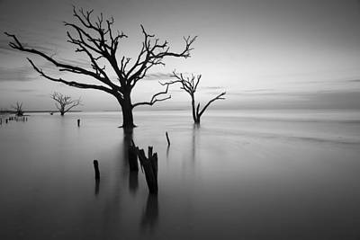 Photograph - The Sound Of Silence by Bernard Chen