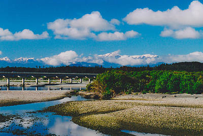 Photograph - The Southern Alps by Jon Emery