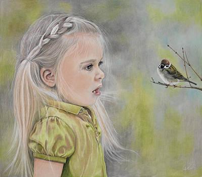 The Sparrow Original by Terry Kirkland Cook