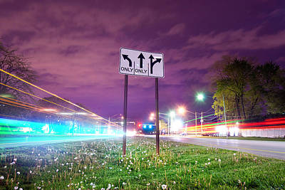 Photograph - The Speed Of Light by Casey Becker