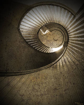 Photograph - The Spiral by Dale Simmons
