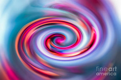The Spiral Art Print by Hannes Cmarits