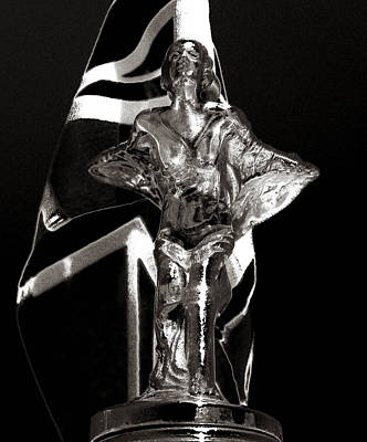 Photograph - The Spirit Of Ecstasy  by Christy Usilton