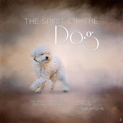 Photograph - The Spirit Of The Dog by Jai Johnson