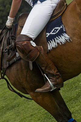 Equestrian Clothes Photograph - The Sport Of Kings by Susan Candelario