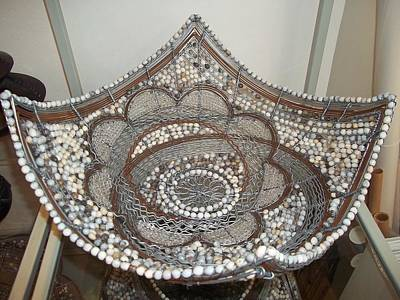 The Sqaure Bowl Art Print by Nick  Jaji