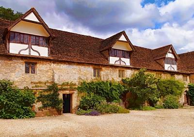 Photograph - The Stable Court Lacock by Paul Gulliver