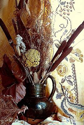 Photograph - The Still Life by Michael Hoard