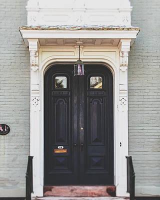 The Stockade Door In Schenectady New York Art Print by Lisa Russo