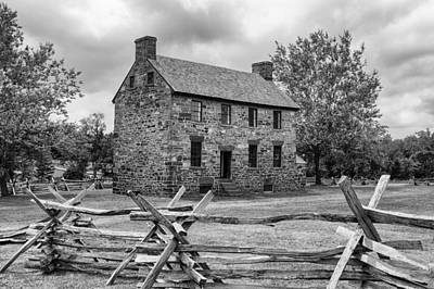 Photograph - The Stone House 16450b by Guy Whiteley