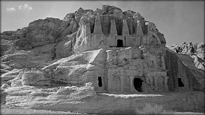 Treasury Photograph - The Stones Still Speak - Bw by Stephen Stookey