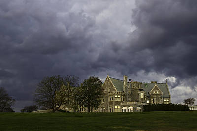 Photograph - The Storm Threatens by David Freuthal