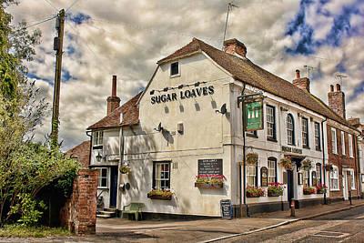 Garden Fruits - The Sugar Loaves Eyhorne Street by Dave Godden