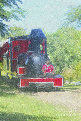 Photograph - The Sugar Train by Diane Macdonald