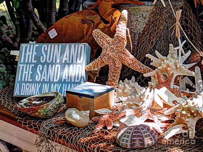 Photograph - The Sun And The Sand by Chris Anderson