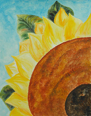 Painting - The Sun Has Risen by Donna Blackhall