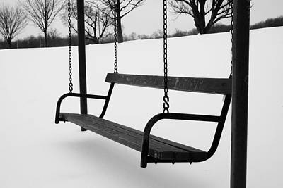 Photograph - The Swing by Gregory Alan
