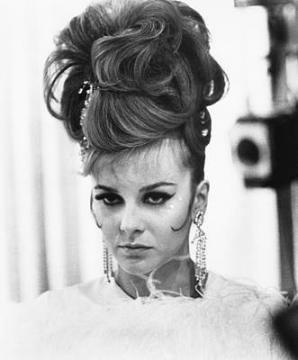 Chandelier Earrings Photograph - The Swinger, Ann-margret, 1966 by Everett