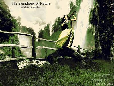 The Symphony Of Nature Original