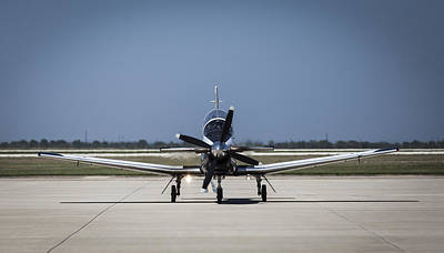 Photograph - The T-6  by Amber Kresge