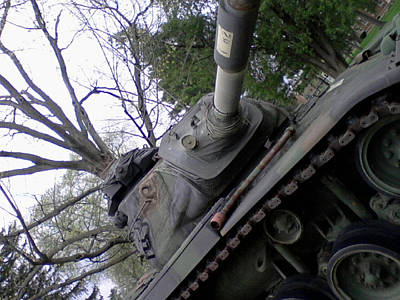 Movies Photograph - The Tank by Justin Moore