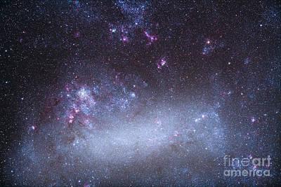 Lady Bug - The Tarantula Nebula In The Large by Alan Dyer