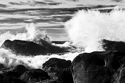 Photograph - The Tempest by Joseph Bowman