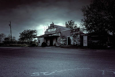 Tcm #10 - General Store  Art Print by Trish Mistric