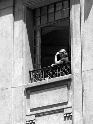 Photograph - The Thinker - Sao Paulo by Julie Niemela