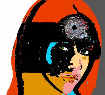 Keith Richards - The third eye by Ricardo Mester