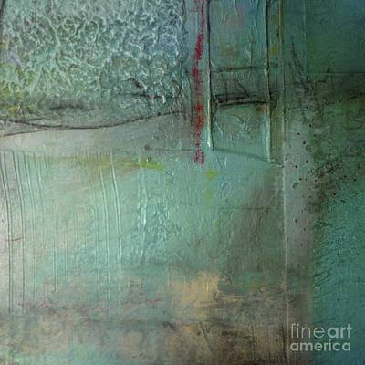 Impressionist Mixed Media - The Third Wave by Lisa Schafer