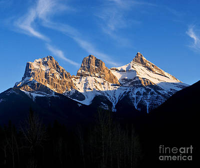 Photograph - The Three Sisters by Terry Elniski