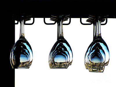 The Three Stigmata Of John Wineke Art Print