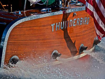 Photograph - The Thunderbird by Steven Lapkin