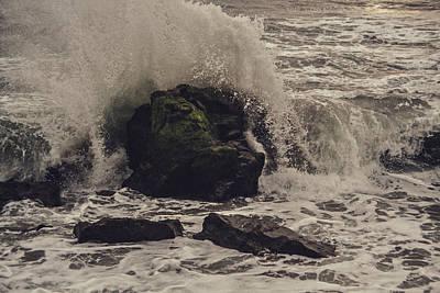 The Tides  Art Print by Kenny  Noddin